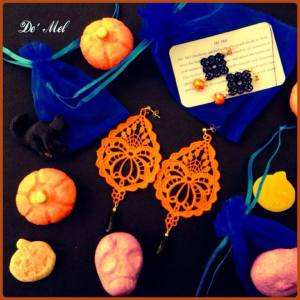 Accessorize your halloween! Trick or treat! You can treat with something sweet or something sexy!